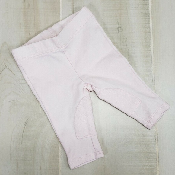 Janie and Jack Other - Janie and Jack Riding Pants 0-3 Months Pink ~ EO24
